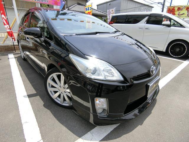 S モデリスタ外18AWローダウンHID ナビTV Bカメラ(3枚目)