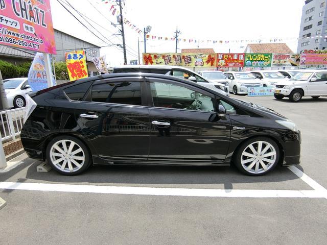 S モデリスタ外18AWローダウンHID ナビTV Bカメラ(4枚目)
