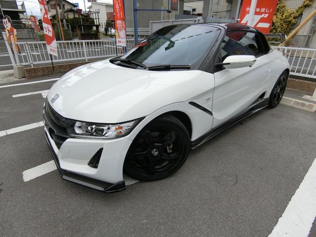 「ホンダ」「S660」「オープンカー」「岡山県」の中古車2