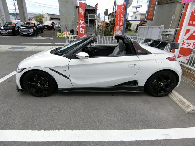 「ホンダ」「S660」「オープンカー」「岡山県」の中古車6