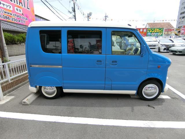 PA エアロ バス仕様 4WD 内装替 革調席 HDDナビ(4枚目)