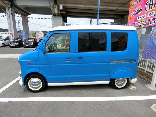 PA エアロ バス仕様 4WD 内装替 革調席 HDDナビ(5枚目)