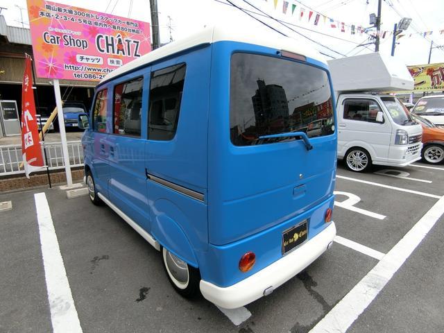 PA エアロ バス仕様 4WD 内装替 革調席 HDDナビ(6枚目)