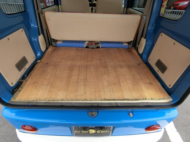PA エアロ バス仕様 4WD 内装替 革調席 HDDナビ(10枚目)