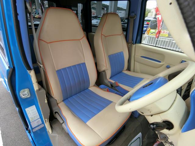 PA エアロ バス仕様 4WD 内装替 革調席 HDDナビ(15枚目)