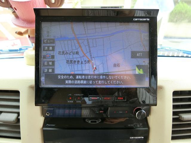 PA エアロ バス仕様 4WD 内装替 革調席 HDDナビ(16枚目)