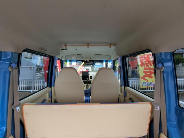 PA エアロ バス仕様 4WD 内装替 革調席 HDDナビ(21枚目)