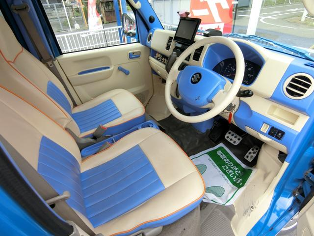 PA エアロ バス仕様 4WD 内装替 革調席 HDDナビ(22枚目)