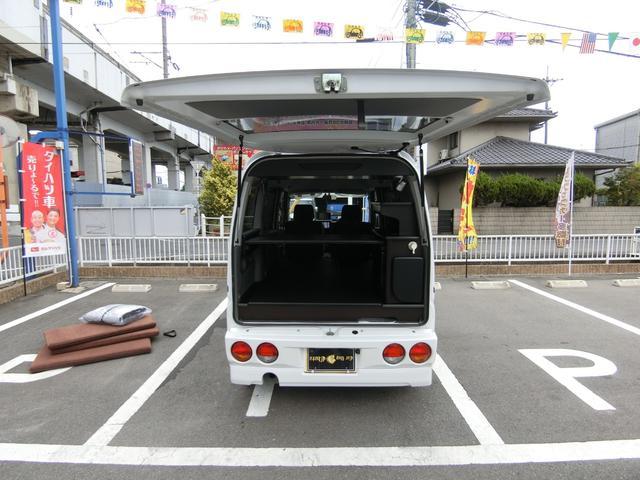 ロアコンプリート RX ターボ4WD キャンピング ナビTV(9枚目)