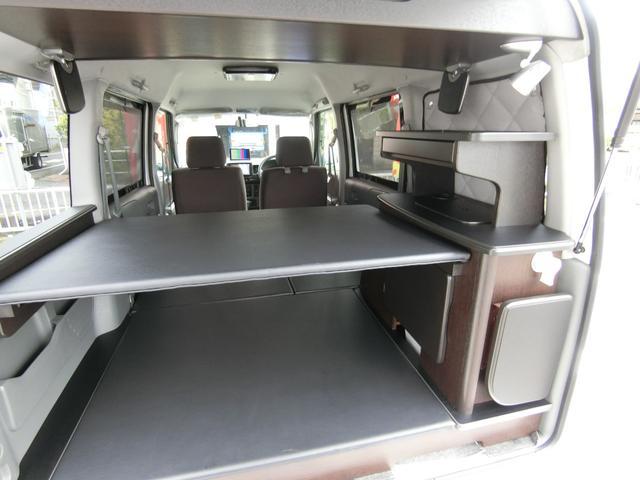 ロアコンプリート RX ターボ4WD キャンピング ナビTV(10枚目)