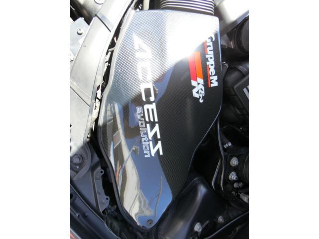 323i エナジーモータースポーツEVO90ボディキットカーボンエディション スポイラー フルエアロ 19AW ビルシュタイン車高調 4本出マフラー 外LEDテール イカリング カーボンエアインテークシステム(25枚目)