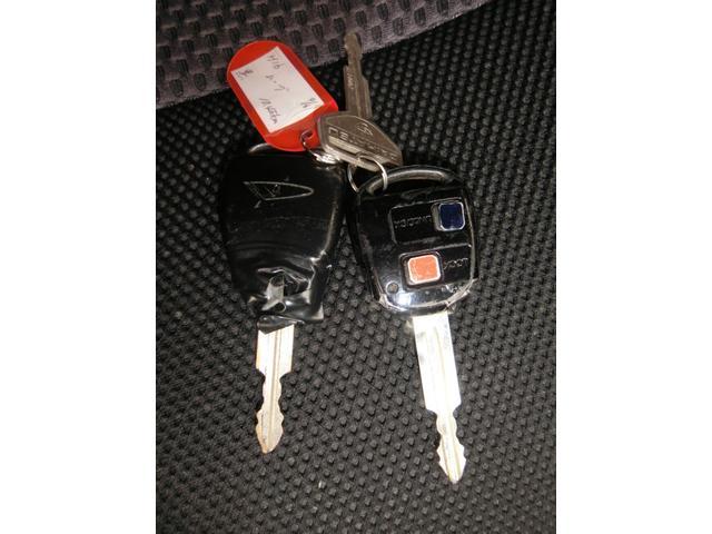 カスタム RSリミテッド ターボ 純正15AW HID LEDフォグ キーレス CD MD コラムオートマ タイミングチェーン式(16枚目)
