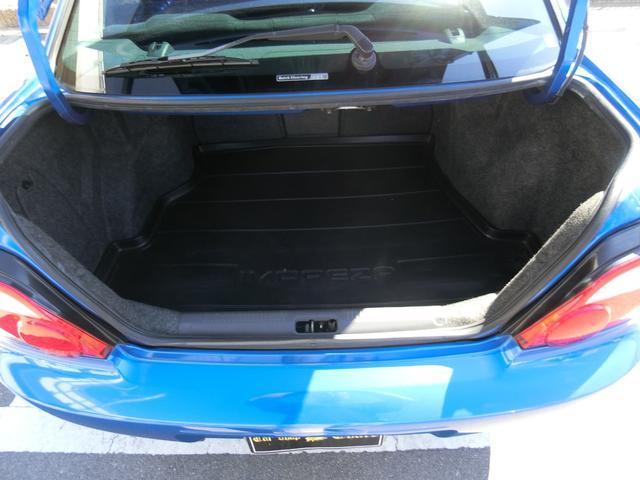WRX STi 6MT ターボ 4WD エアロ 純正17AW ローダウン HID キーレス CD 盗難防止 記録簿H23からH31 ETC タイミングベルト交換済(9枚目)