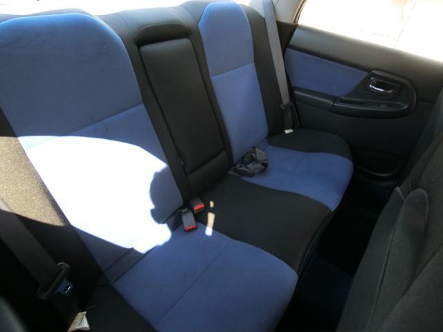 WRX STi 6MT ターボ 4WD エアロ 純正17AW ローダウン HID キーレス CD 盗難防止 記録簿H23からH31 ETC タイミングベルト交換済(10枚目)