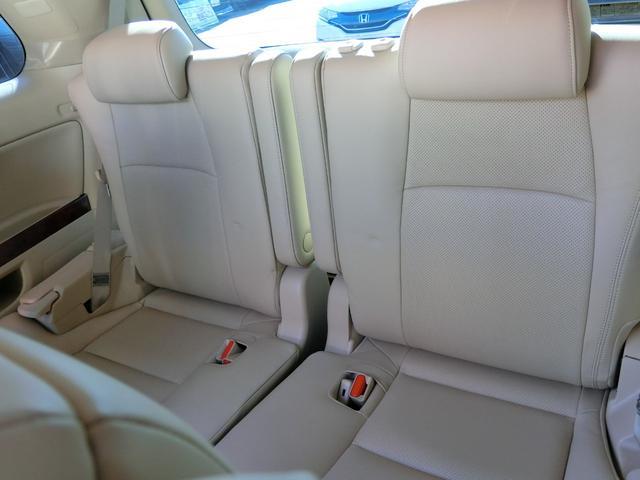 350G Lパッケージ 4WD モデリスタフルエアロマフラー シルクブレイズ20AW HKS車高調 プレミアムサウンド18スピーカー HIDライト&フォグ WSR 白本革 両側PWドア 後席モニター PWバックドア(10枚目)