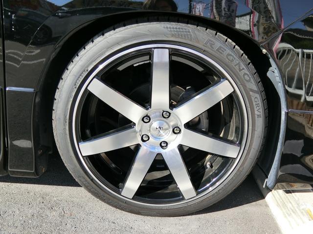 350G Lパッケージ 4WD モデリスタフルエアロマフラー シルクブレイズ20AW HKS車高調 プレミアムサウンド18スピーカー HIDライト&フォグ WSR 白本革 両側PWドア 後席モニター PWバックドア(19枚目)
