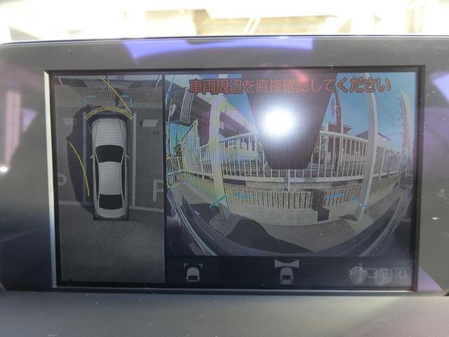 RSアドバンス OPモデリスタフルエアロ&マフラー ダクト改 WORK20AW ローダウン LEDライト&フォグ サンルーフ 黒革エアシート HDDナビフルセグ Bカメラ パノラミックビューモニター HUD BSM(16枚目)