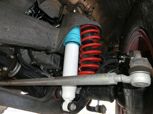 JL 5MT 4WD ジーアイギガ FUEL特注16AW ホワイトレタータイヤ リフトアップキット 背面タイヤ カスタムグリル ヒッチメンバー 革調シート DVD ウーハー シートヒーター セーフティSP(18枚目)