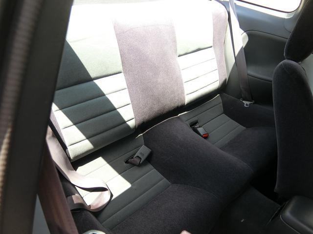タイプS 黒全塗装 5MT 外品フルエアロ WORK18AW 車高調 外品マフラー 外品ルーフスポイラー フル装備 ABS タイミングチェーン式(11枚目)