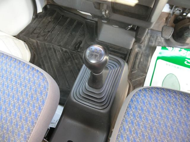 SDX 5MT 4WD 三方開 鳥居 作業ライト パワステ エアコン エアバック 350kg積 ラジオ(15枚目)