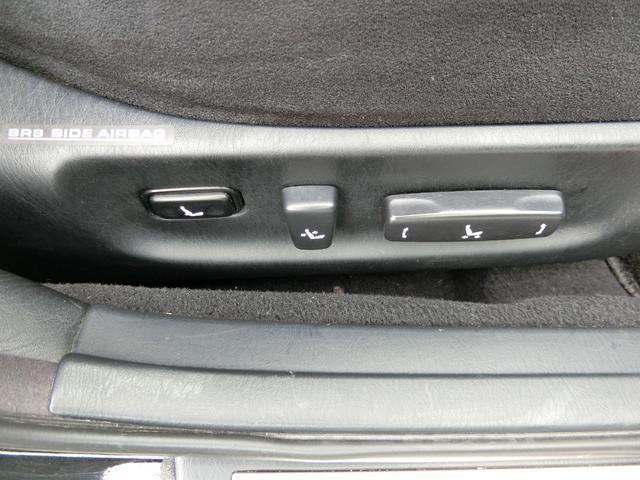 V300ベルテックスエディション ターボ エアロパーツ 純正17AW 外品足廻り 車高調 外品マフラー HID サンルーフ パワーシート HDDナビ CD DVD再生 クルーズコントロール キーレス ETC タイミングベルト交換済(22枚目)
