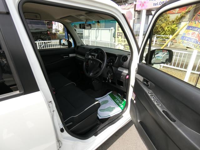 カスタム RS ターボ 4WD メモリーナビTV バックカメラ CD DVD再生 純正15AW HID スマートキー ベンチシート ETC コラムオートマ ベンチシート 車庫保管 半年毎ディーラー整備(11枚目)