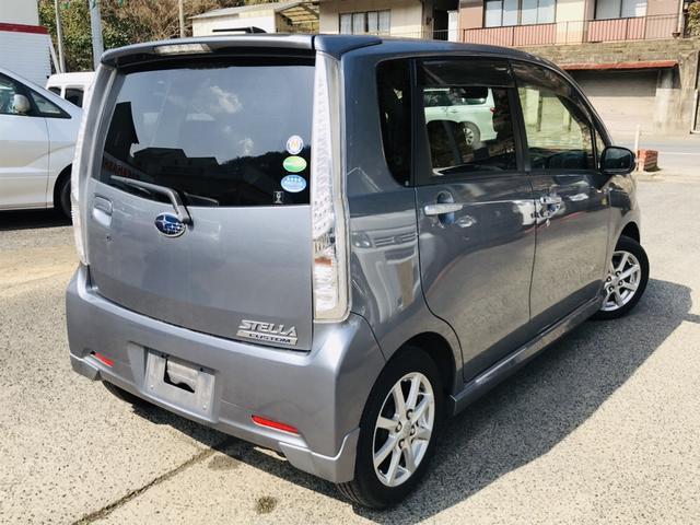 カスタムR スマートアシスト 軽自動車 シルバー(11枚目)