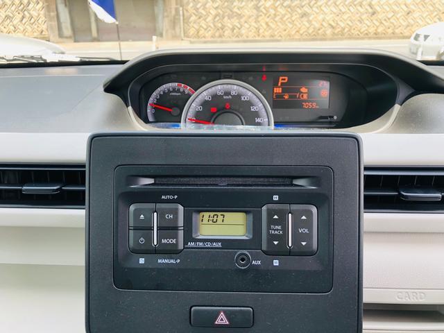 ハイブリッドFX AC CVT シートヒーター オーディオ付(20枚目)