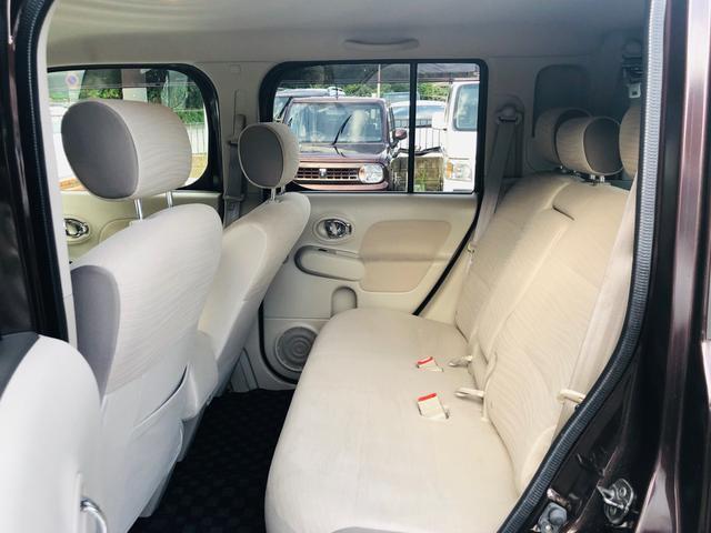 「日産」「キューブ」「ミニバン・ワンボックス」「岡山県」の中古車29