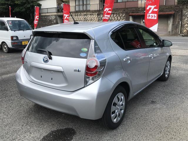 「トヨタ」「アクア」「コンパクトカー」「岡山県」の中古車17