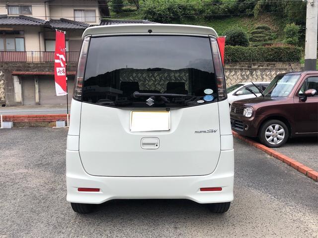 TS 軽自動車 パールホワイト CVT ワンオーナー AC(18枚目)