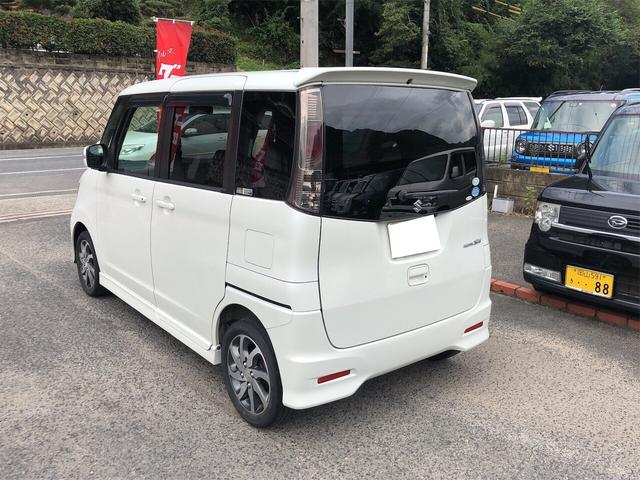 TS 軽自動車 パールホワイト CVT ワンオーナー AC(19枚目)