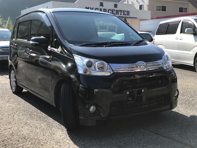 「ダイハツ」「ムーヴ」「コンパクトカー」「岡山県」の中古車2