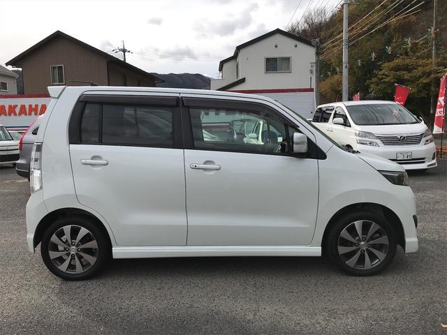 「スズキ」「ワゴンRスティングレー」「コンパクトカー」「岡山県」の中古車2