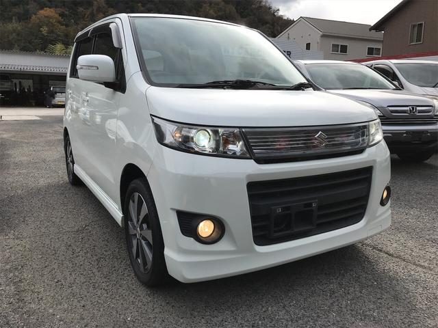 「スズキ」「ワゴンRスティングレー」「コンパクトカー」「岡山県」の中古車48