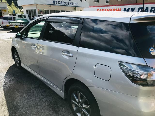 「トヨタ」「ウィッシュ」「ミニバン・ワンボックス」「岡山県」の中古車45