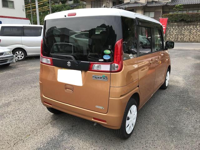 「スズキ」「スペーシア」「コンパクトカー」「岡山県」の中古車6
