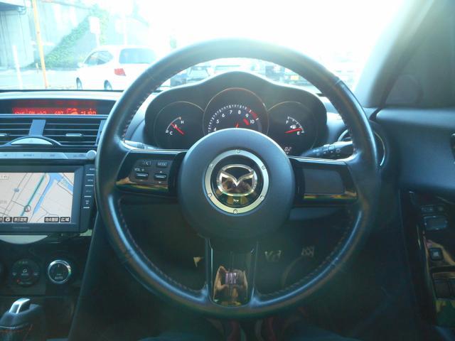 マツダ RX-8 タイプRS 後期 レカロシートTEIN車高調 タイヤ新品交換