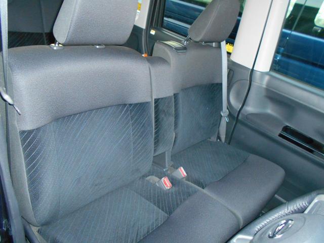 フロントシートとても綺麗!