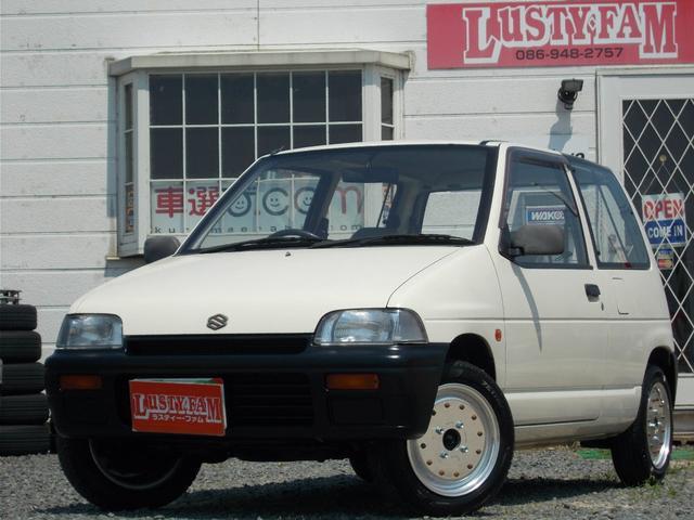 スズキ アルト Ce-LエアコンSSR MK-Iアルミ