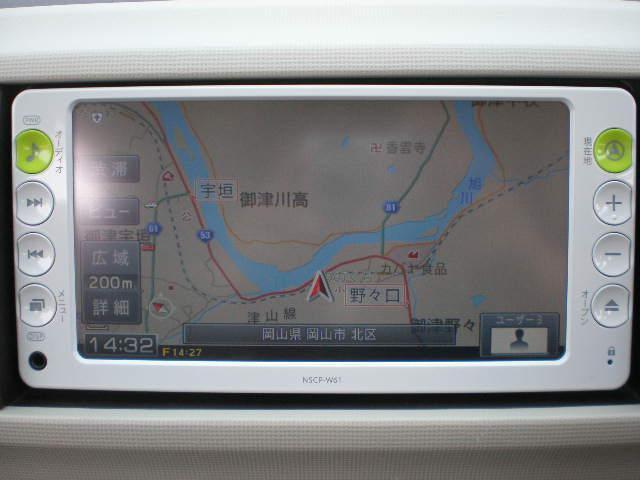 トヨタ パッソ X ユルリ SDナビ ワンセグTV  スマートキー ETC