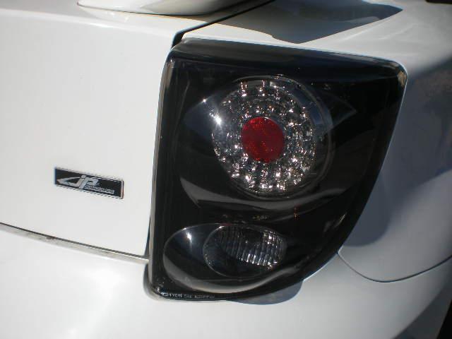 SS-II 6速MT BLITZ車高調 社外18インチAW EXASマフラー 社外エアロパーツ 社外テールランプ タッチパネルオーディオ タナベストラットタワーバー DVD再生 ETC付き(13枚目)