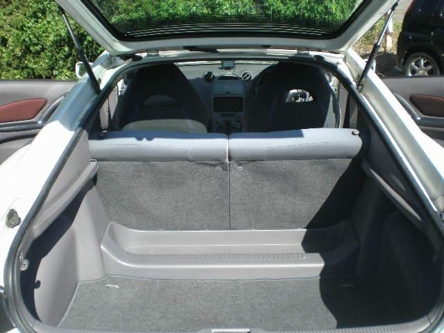 SS-II 6速MT BLITZ車高調 社外18インチAW EXASマフラー 社外エアロパーツ 社外テールランプ タッチパネルオーディオ タナベストラットタワーバー DVD再生 ETC付き(16枚目)