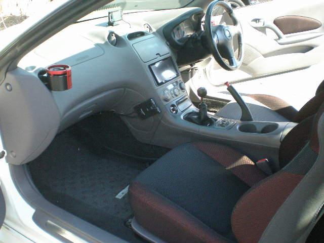 SS-II 6速MT BLITZ車高調 社外18インチAW EXASマフラー 社外エアロパーツ 社外テールランプ タッチパネルオーディオ タナベストラットタワーバー DVD再生 ETC付き(21枚目)