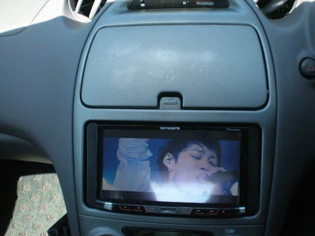SS-II 6速MT BLITZ車高調 社外18インチAW EXASマフラー 社外エアロパーツ 社外テールランプ タッチパネルオーディオ タナベストラットタワーバー DVD再生 ETC付き(30枚目)