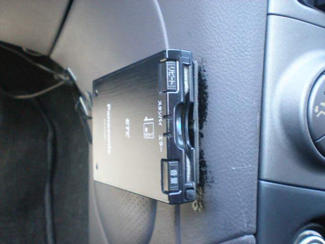 SS-II 6速MT BLITZ車高調 社外18インチAW EXASマフラー 社外エアロパーツ 社外テールランプ タッチパネルオーディオ タナベストラットタワーバー DVD再生 ETC付き(36枚目)