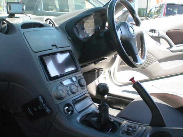 SS-II 6速MT BLITZ車高調 社外18インチAW EXASマフラー 社外エアロパーツ 社外テールランプ タッチパネルオーディオ タナベストラットタワーバー DVD再生 ETC付き(37枚目)