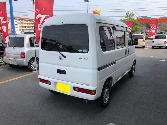 「ホンダ」「アクティバン」「軽自動車」「岡山県」の中古車5