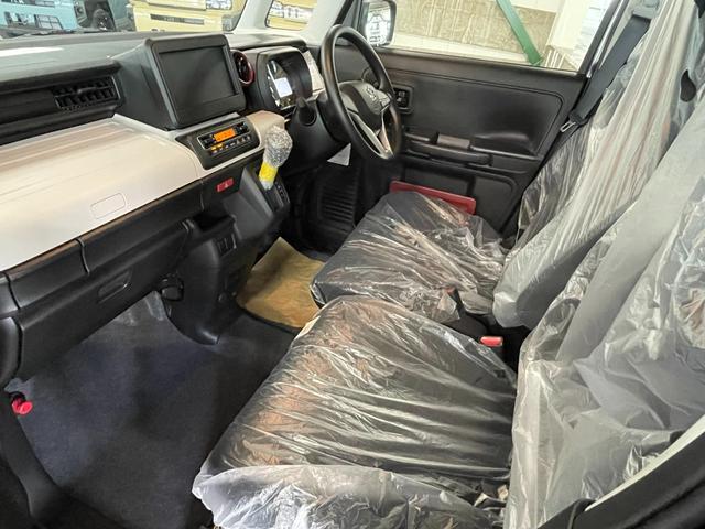ハイブリッドG 届出済未使用車 両側スライドドア レーダーブレーキサポート リアパーキングアシスト アイドリングストップ オートエアコン プッシュスタート(12枚目)