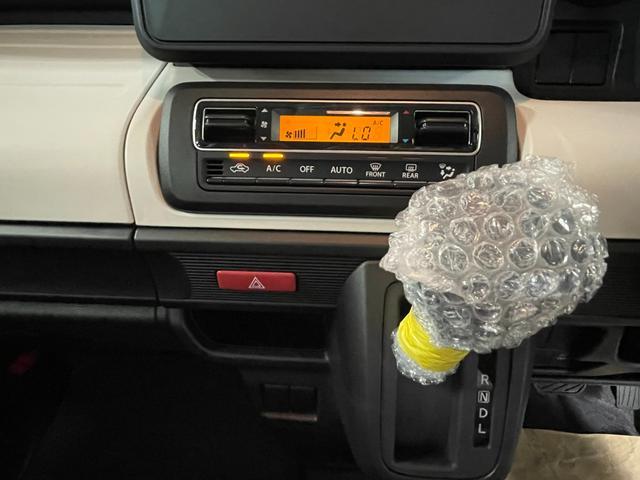 ハイブリッドG 届出済未使用車 両側スライドドア レーダーブレーキサポート リアパーキングアシスト アイドリングストップ オートエアコン プッシュスタート(17枚目)